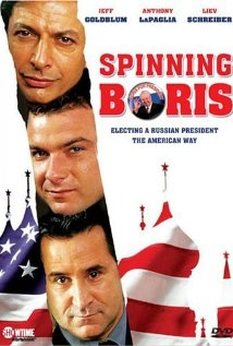 Spinning-Boris